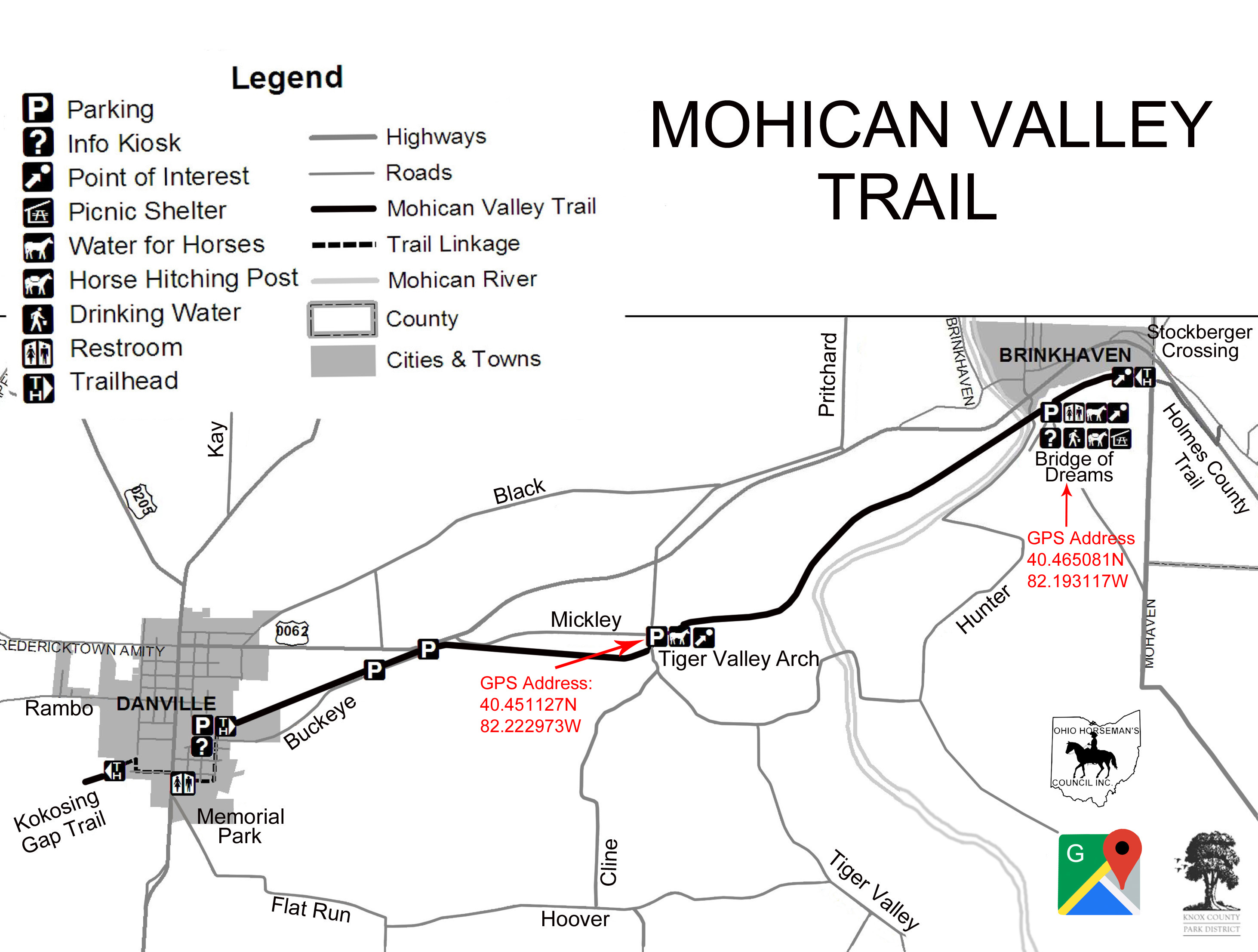 Mohican Valley Trail (Rails to Trails-Bridge of Dreams)